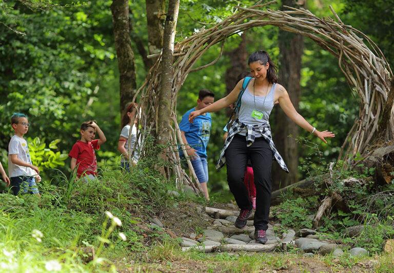 Kids Forest: attività per bambini all'aria aperta